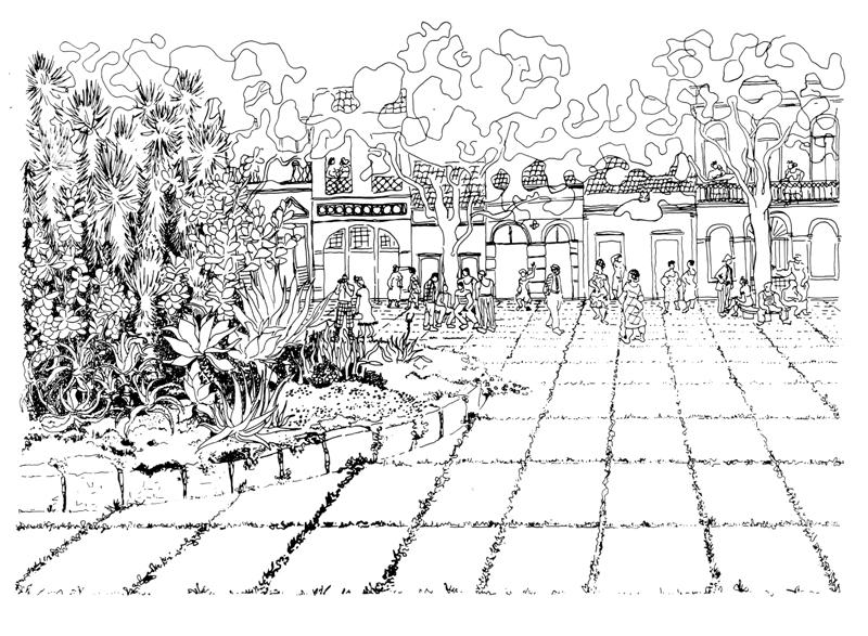 Fondazione benetton studi ricerche for Disegnare giardini